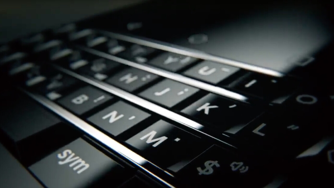 Blackberry Phones With Keyboards Are Making A Comeback In 2021