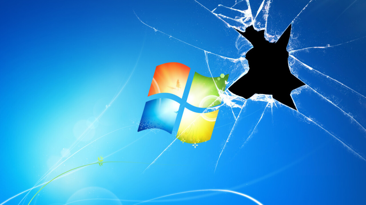 Goodbye old friend: Microsoft to end support for Windows 7 in one year