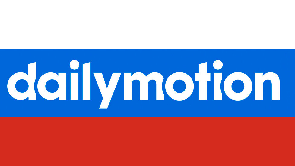 DailyMotion suffers the wrath of Russia with permanent ban nationwide