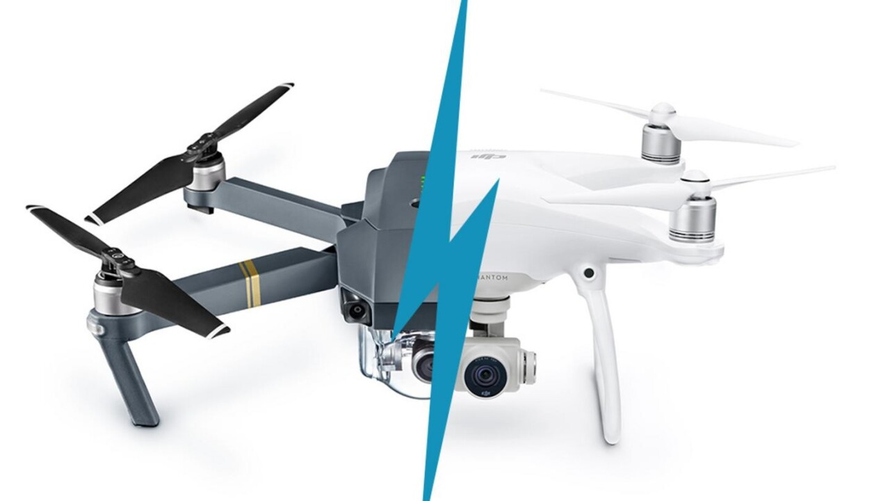 Enter our limited-time giveaway to win one of these sensational drones from DJI