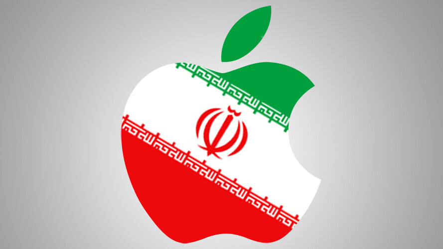 Apple is cutting off Iran-based iOS apps from the App Store, source says [Update]