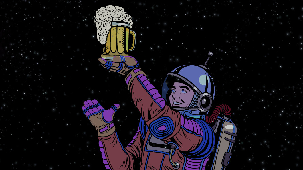 These students want to brew beer on the moon – for science