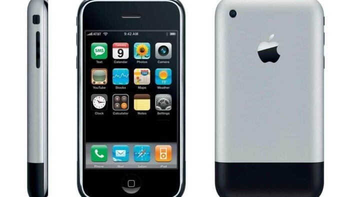 AT&T kills the original iPhone after shuttering its 2G network