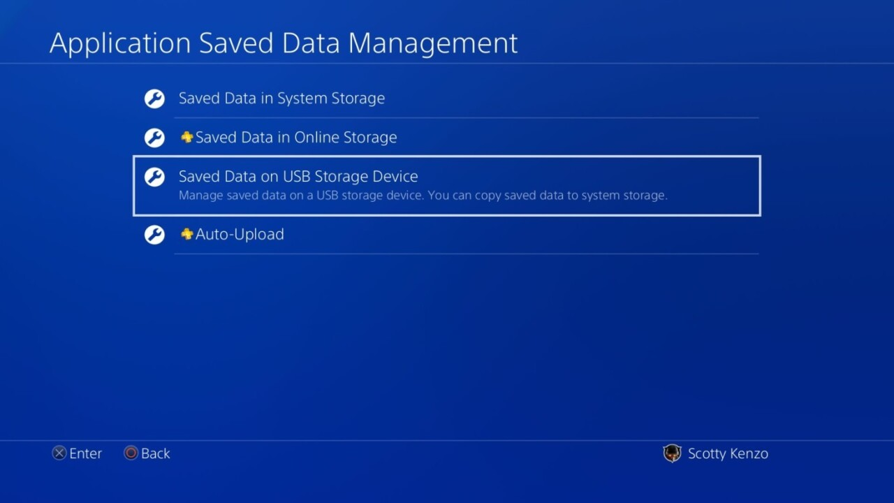 PSA: The PlayStation 4 will get external HDD support with firmware 4.50
