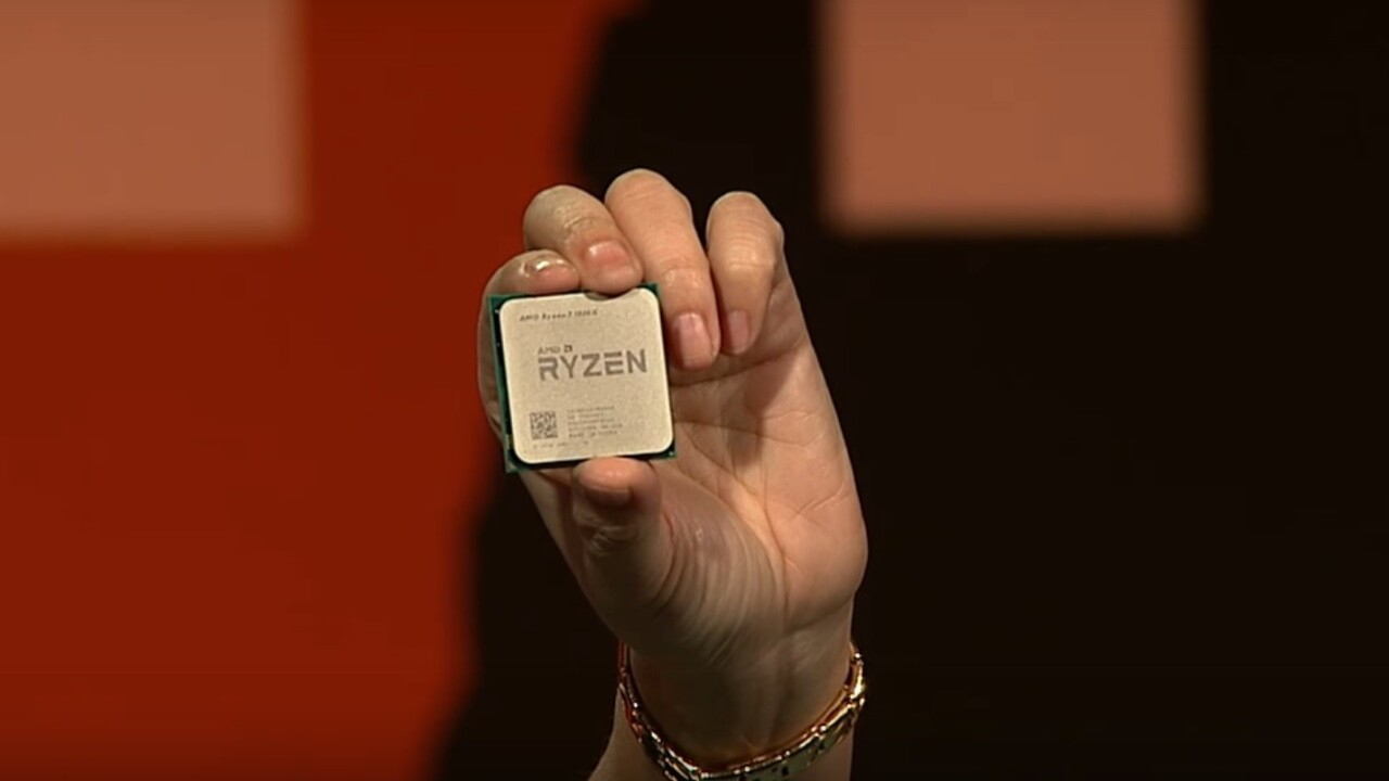 AMD's new Ryzen chips offer i7 performance at a fraction of the price