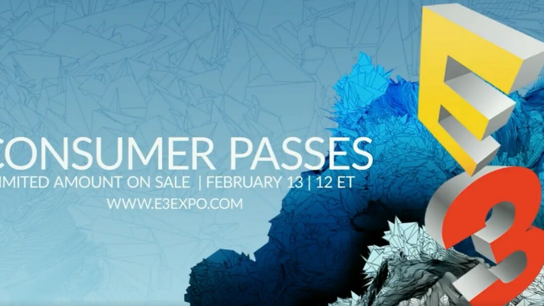 Grab your wallets, gamers – E3 is selling tickets to the public