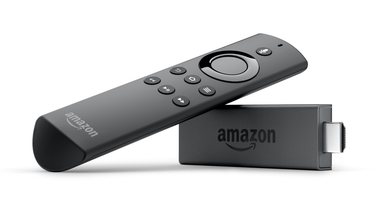 Amazon's new Alexa-powered Fire TV stick lands in the UK