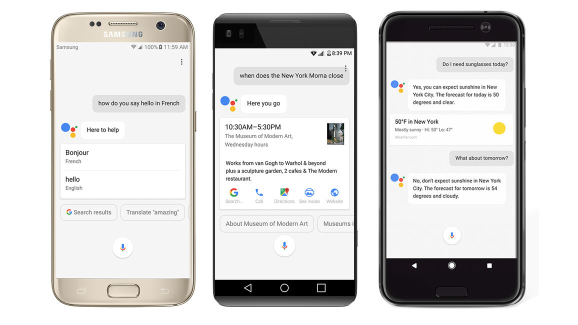 Google's AI-powered Assistant is coming to millions more Android phones