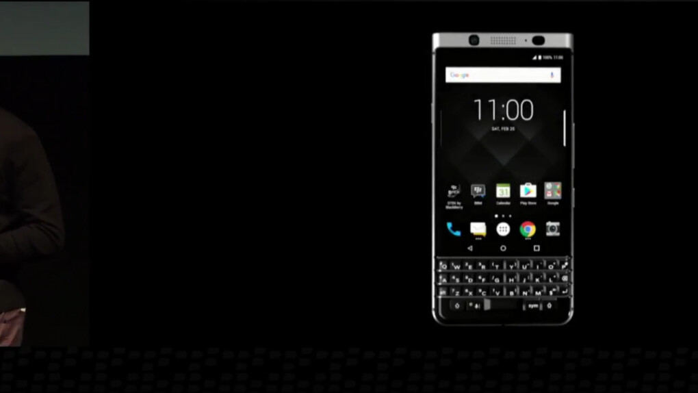 The BlackBerry KEYone is a gorgeous and affordable productivity-focused smartphone