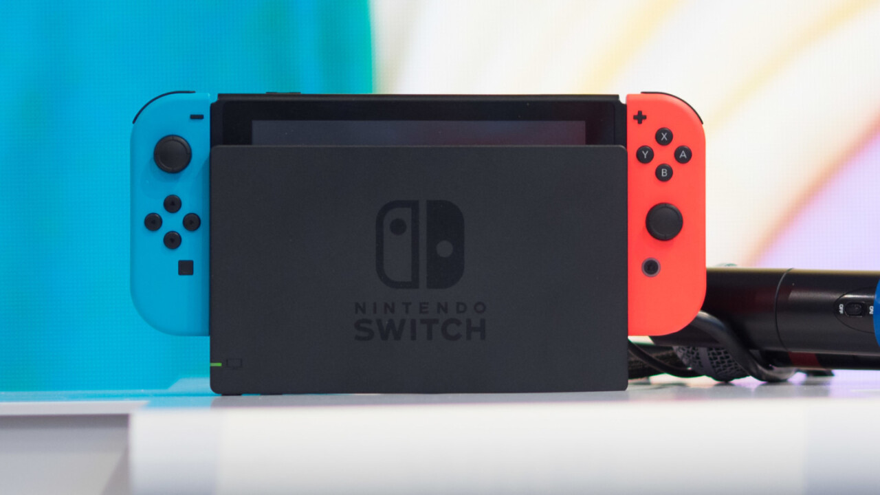 Pro tip: Don't hide a code editor 'Easter egg' in your Nintendo Switch game