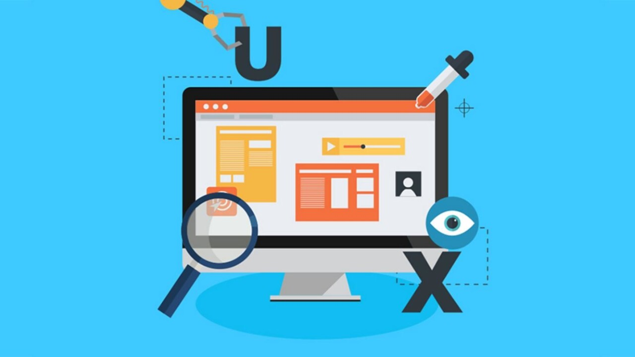 Craft stunning, engaging websites with this UI/UX Professional Designer training (94% off)