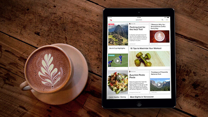 Mozilla snaps up Pocket in its first-ever acquisition