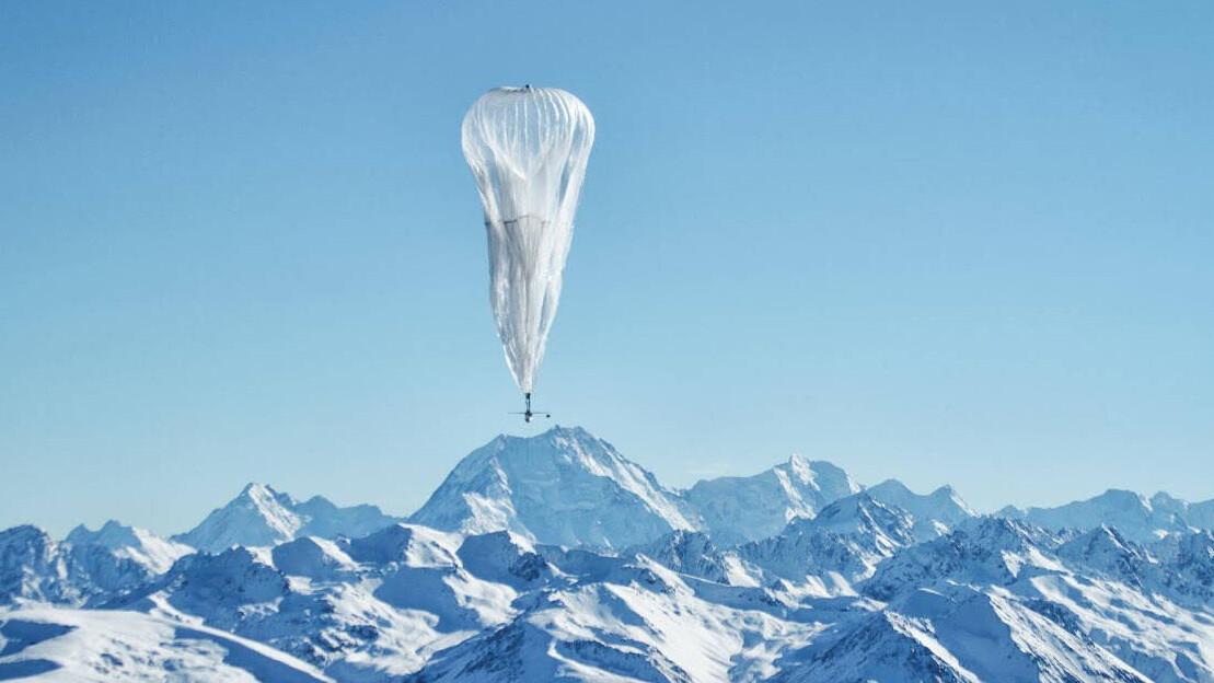 Google's balloon-powered internet service is 100x closer to becoming a reality