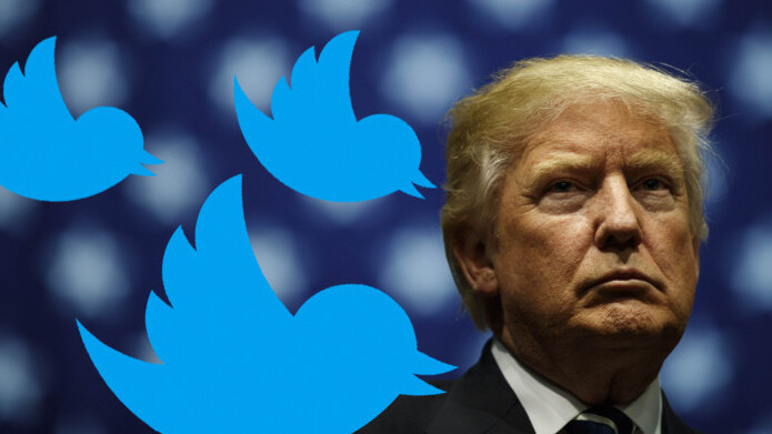 For 11 minutes, Twitter was a Trump-free zone. It wasn't long enough.