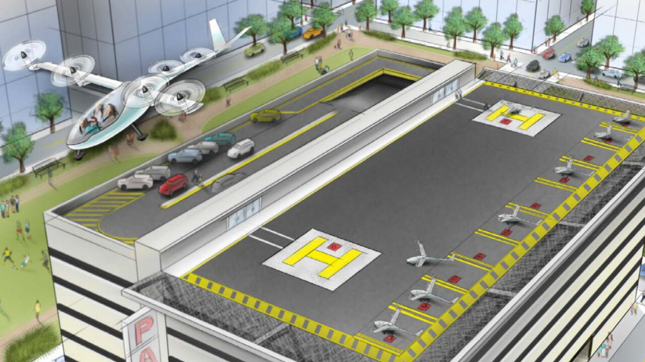 Uber snags NASA engineer to explore the feasibility of flying taxis