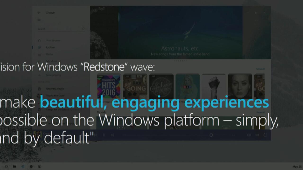 Microsoft just 'leaked' Windows 10's major design refresh