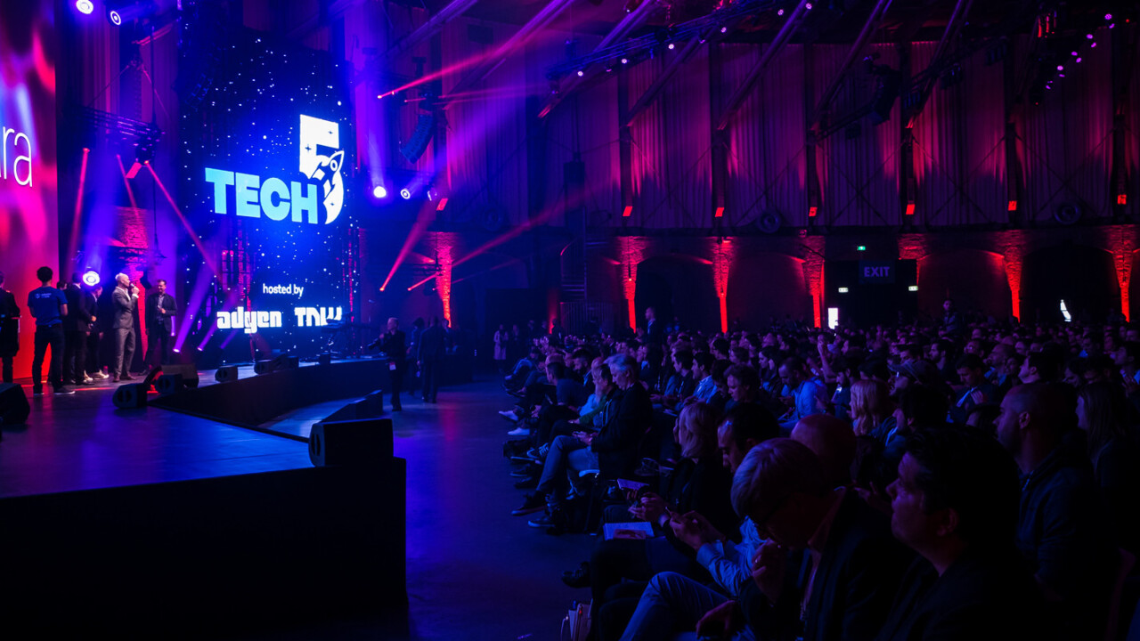 Here are the first 100 investors coming to TNW Conference