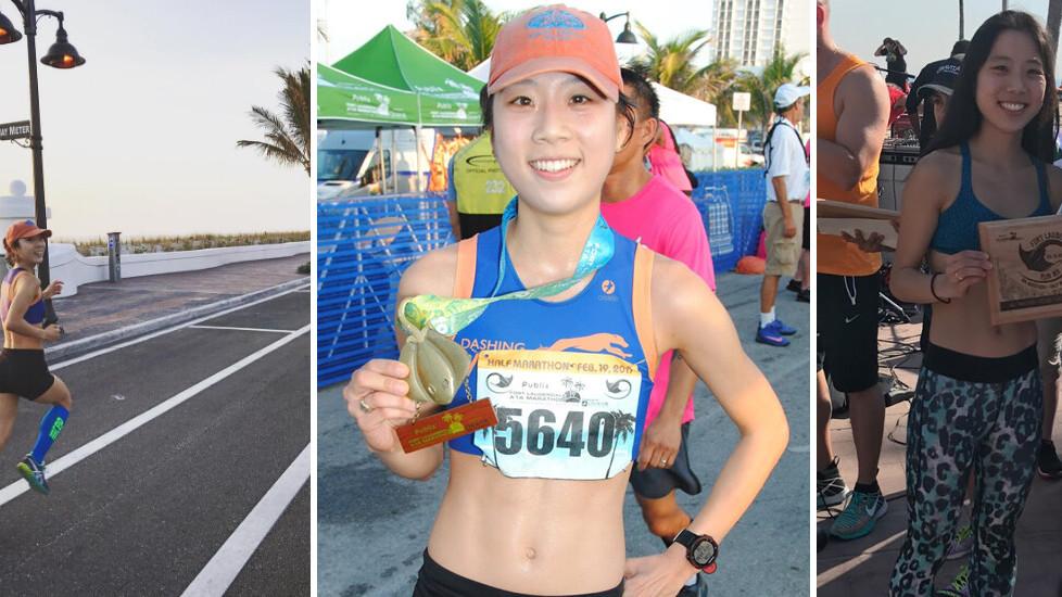 Marathon runner cuts corners to win race, tracker data exposes her cheat big time