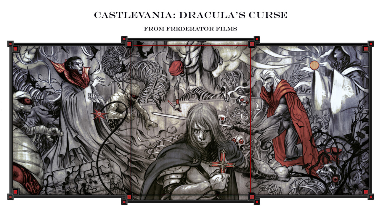 Netflix has a Castlevania series in the works for later this year