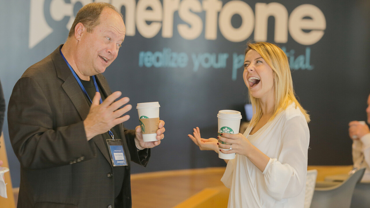 California company hosts 'bring your parents to work day'