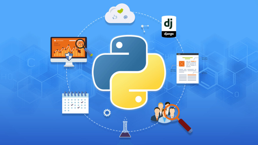 Introduce yourself to coding with 30 hours of Python 3 training for $49