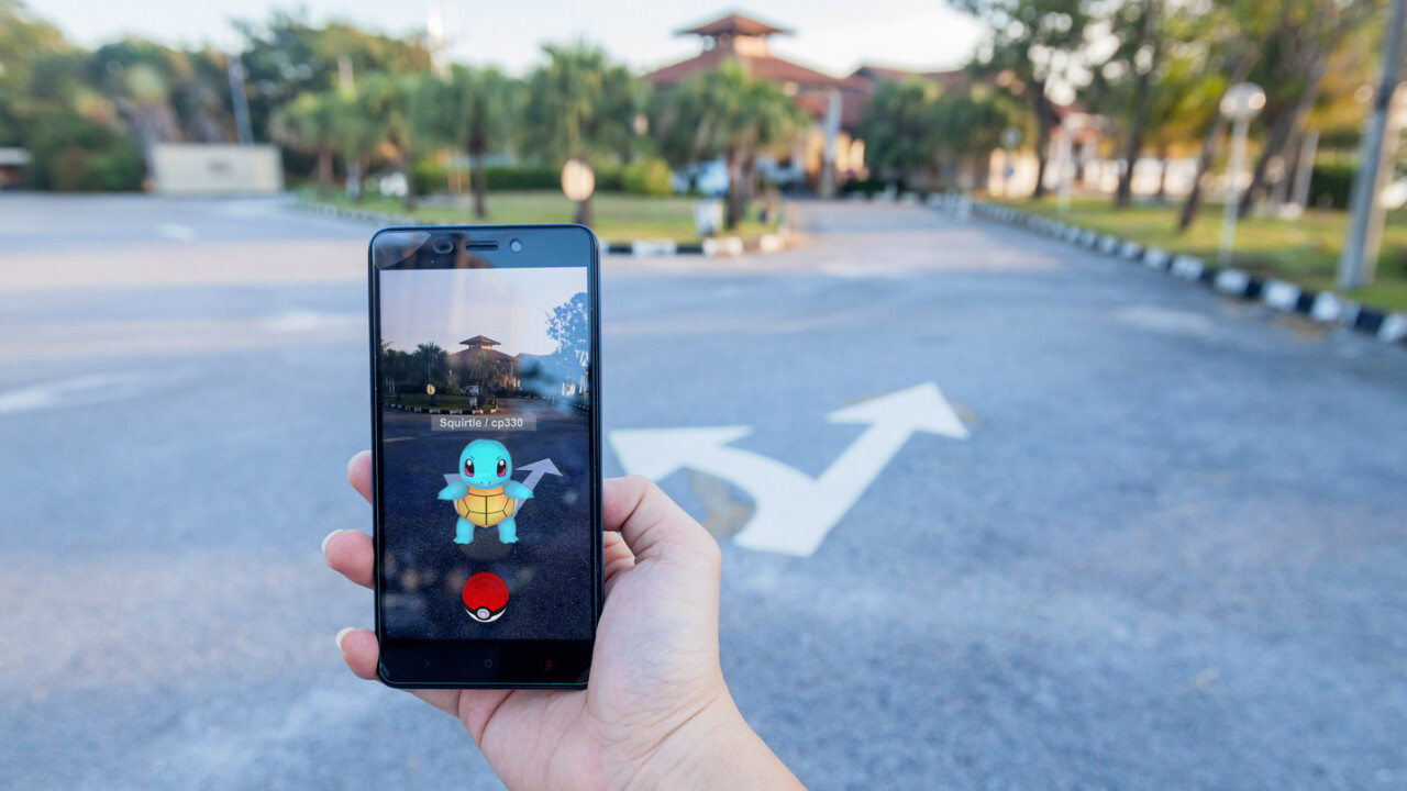 Pokémon GO update trolls cheaters with common monsters