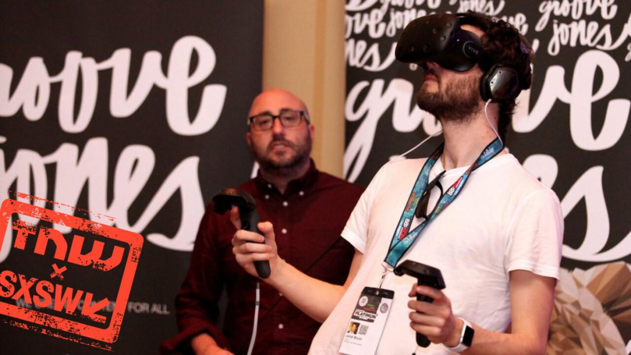SXSW vendors have VR tunnel vision