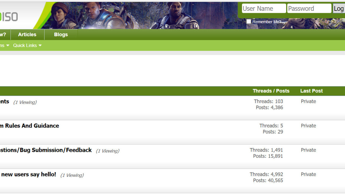 2.5 million passwords leaked from Xbox and Playstation piracy forums
