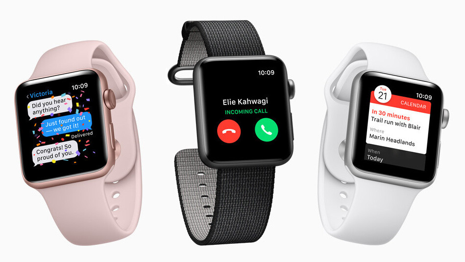 Apple's watchOS 3.2 update makes your smartwatch less annoying in theaters