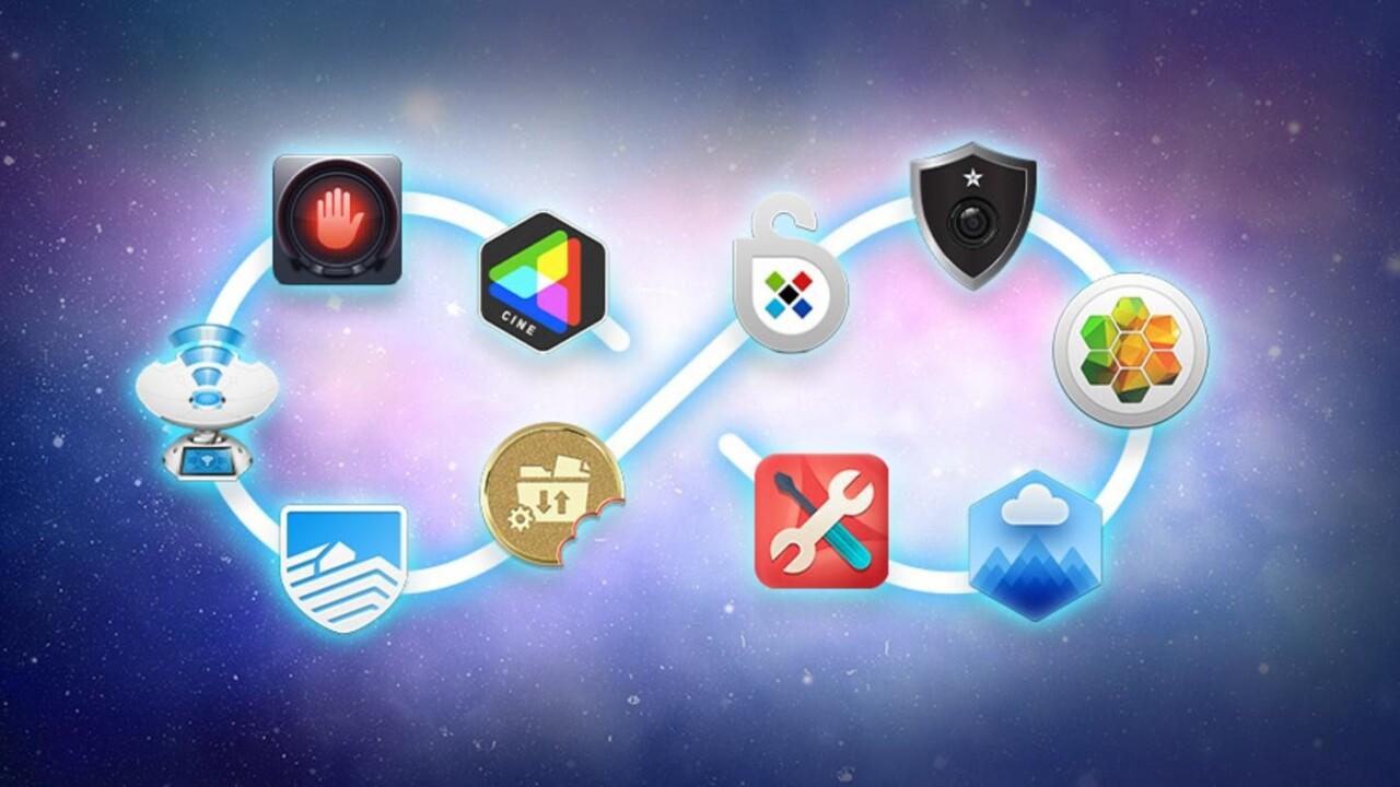 This lifetime Mac app bundle really does mean lifetime