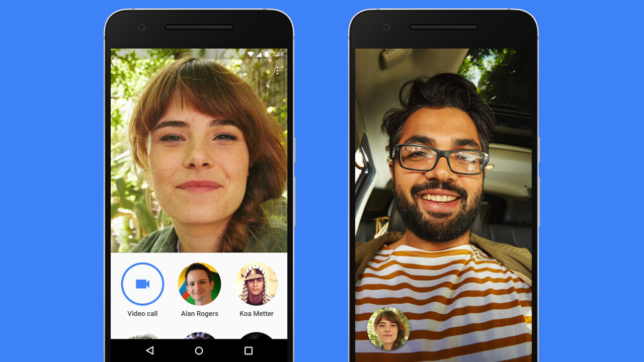 Google Duo's voice and video calls work even when your contact doesn't have the app