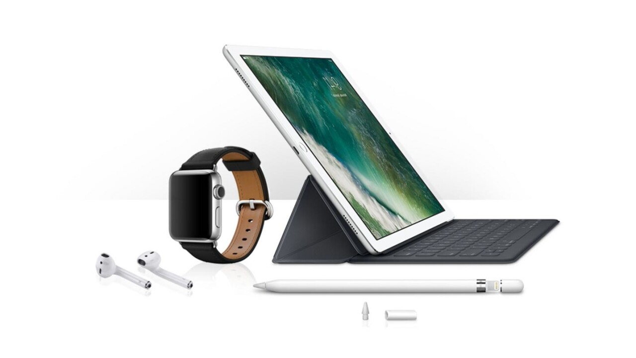 Win a launch event's worth of Apple add-on awesomeness for free
