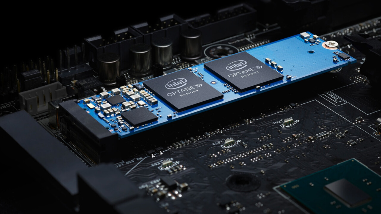 Intel's new Optane memory promises to supercharge your PC on the cheap