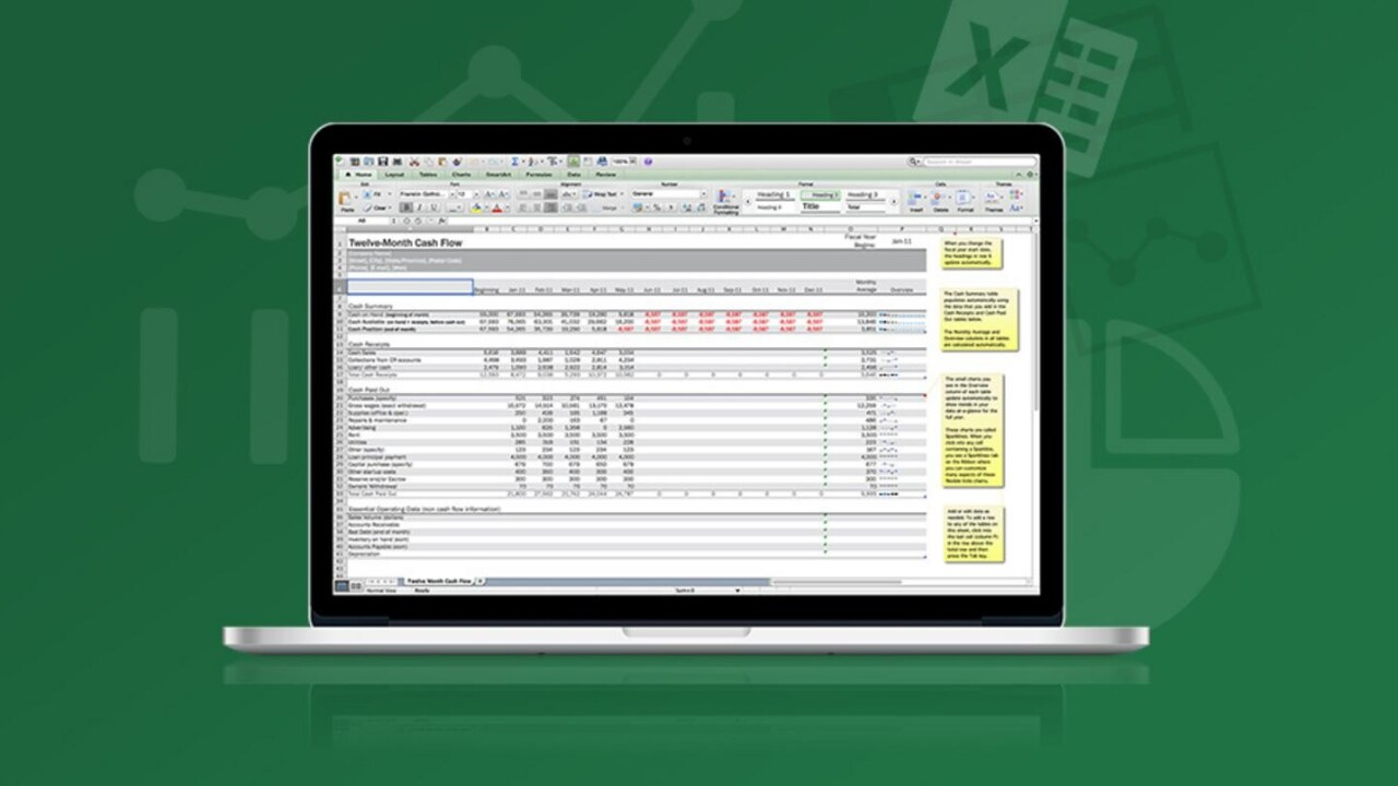 Train to get certified in Microsoft Excel for just $15