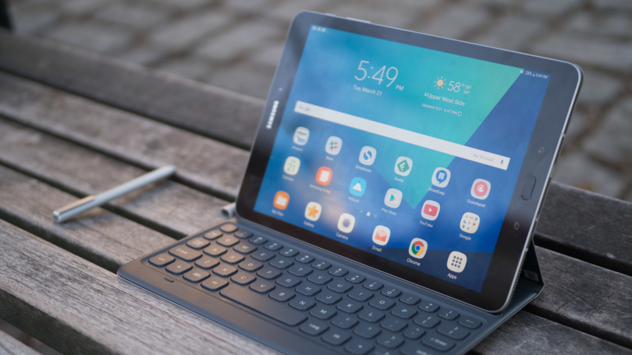 Review: Samsung's Galaxy Tab S3 is a premium (if flawed) Android tablet experience