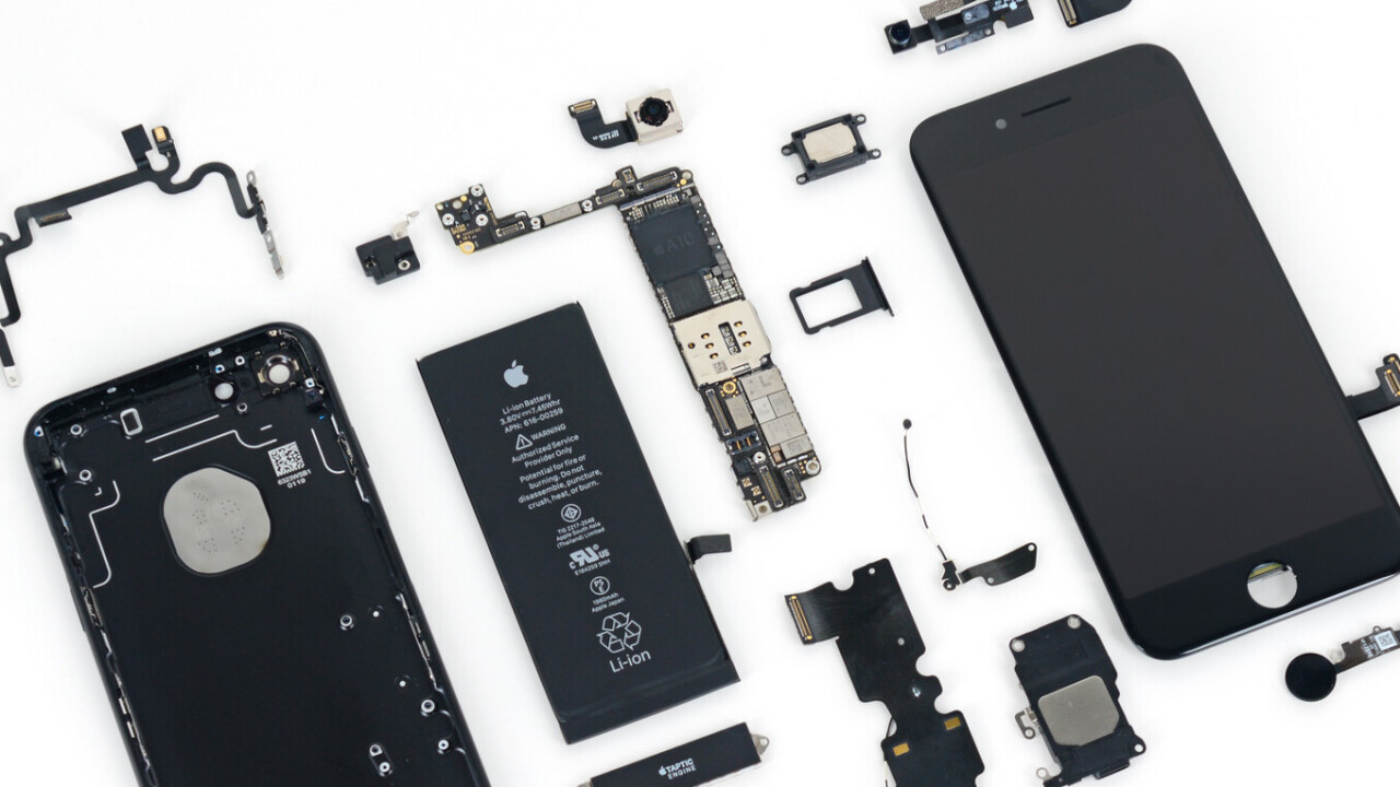 Apple wants to make it harder to repair your already-hard to repair iPhone