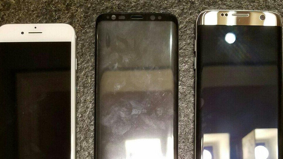 How Samsung's Galaxy S8 measures up to Galaxy S7 and iPhone 7