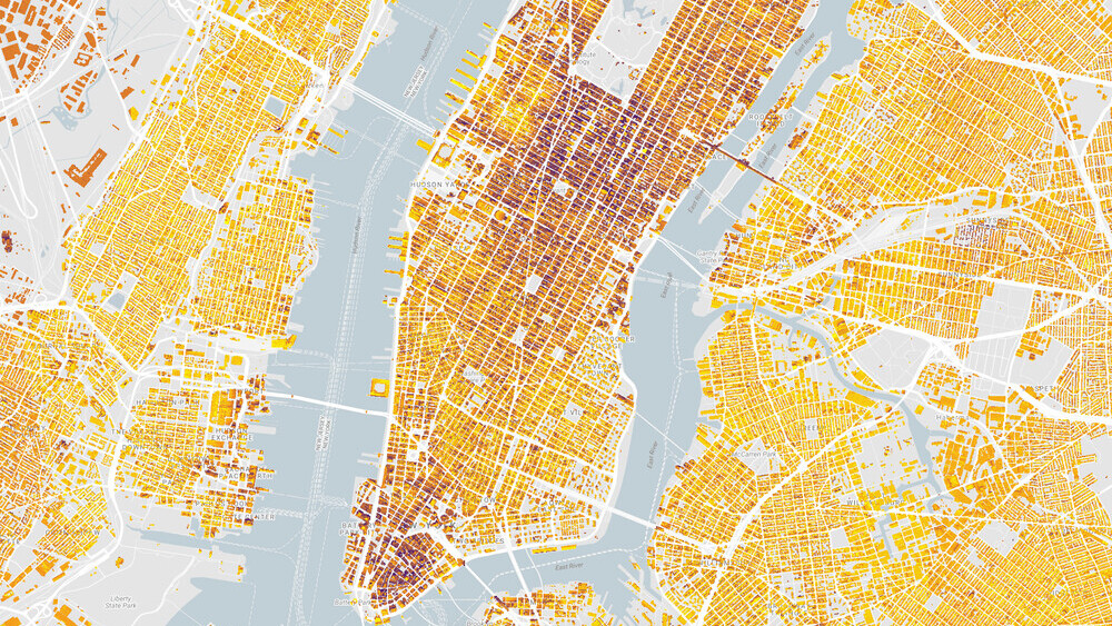 Google's new sun map will tell you whether your roof needs a solar panel