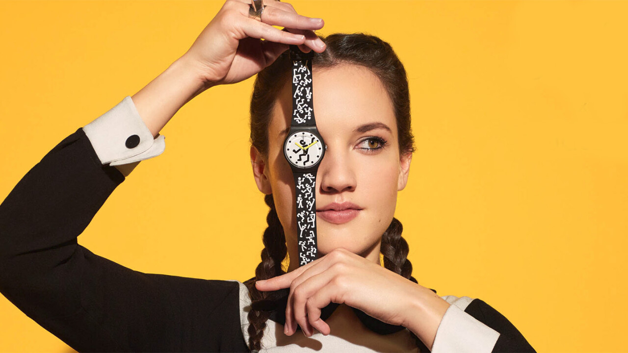 Swatch is building its own smartwatch OS because why not?