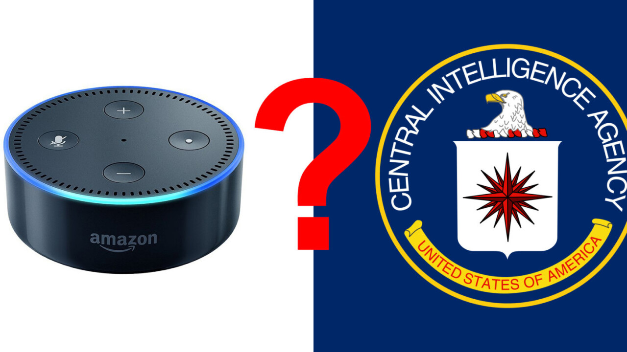 Bizarre video of Alexa (not) talking about the CIA sparks conspiracy theories