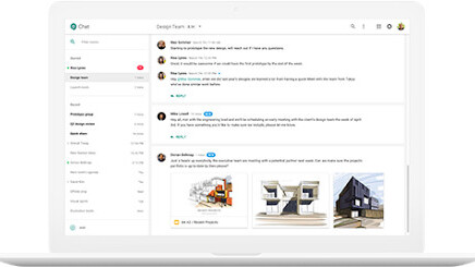 Google takes on Slack with new Hangouts 'Chat' and 'Meet' apps