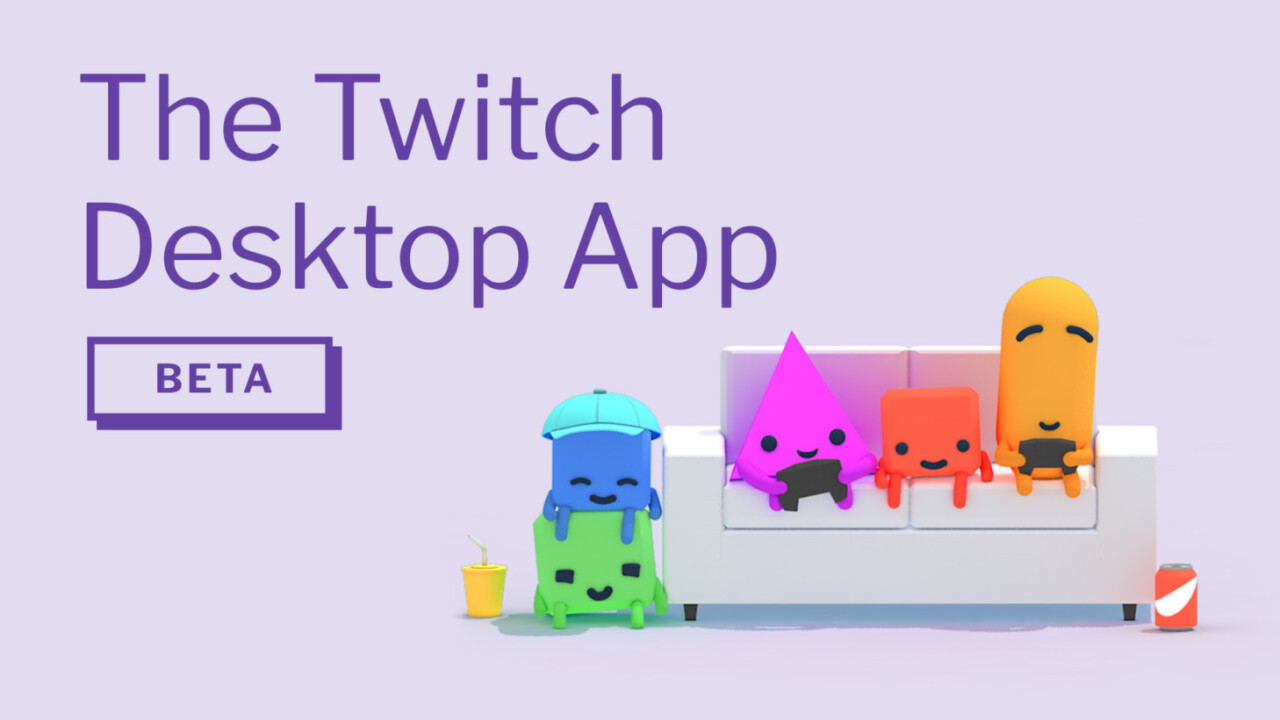 Twitch relaunches Curse as the Twitch Desktop App