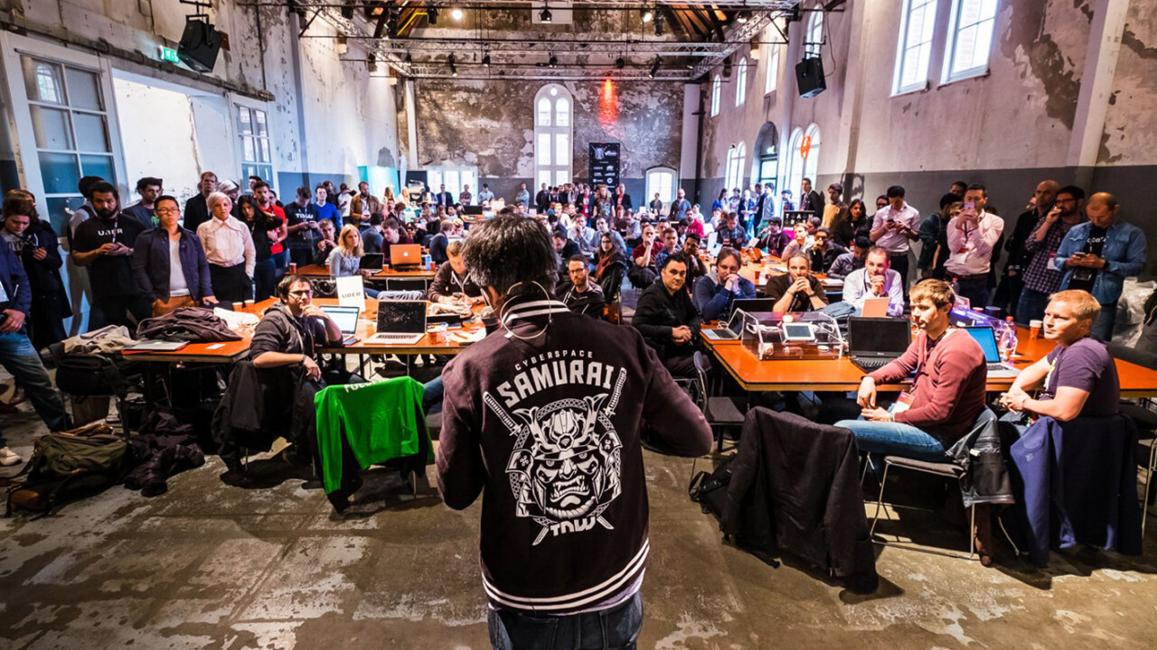 3,2,1… HACK! The TNW Conference Sensor Hackathon 2017 is open for applications