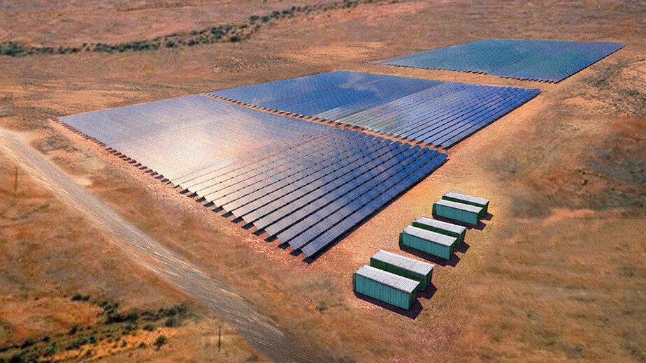 Australia lays claim to the biggest solar farm in the world
