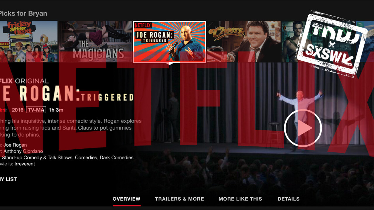 Netflix could hold the key to ending Facebook's echo chamber