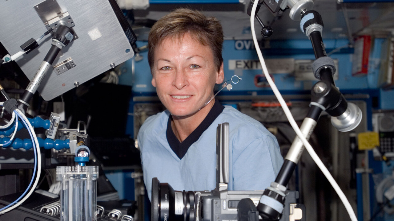 NASA's Peggy Whitson sets record for most spacewalks by a woman