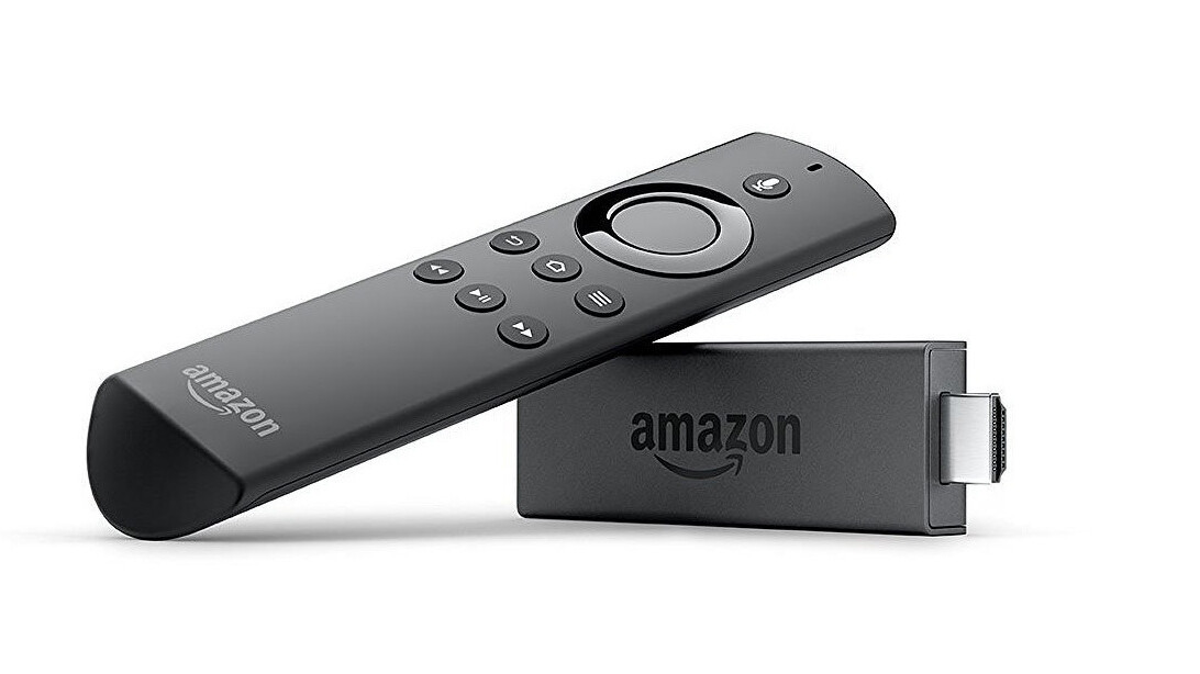 Amazon's Fire TV Stick finally lands in India with a Rs. 4,000 price tag