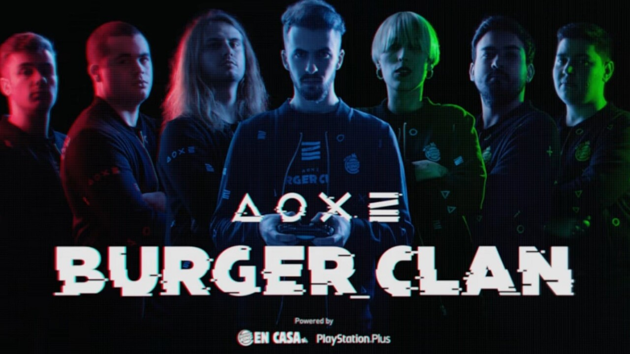 Burger King recruits gamers to sell Whoppers to their teammates