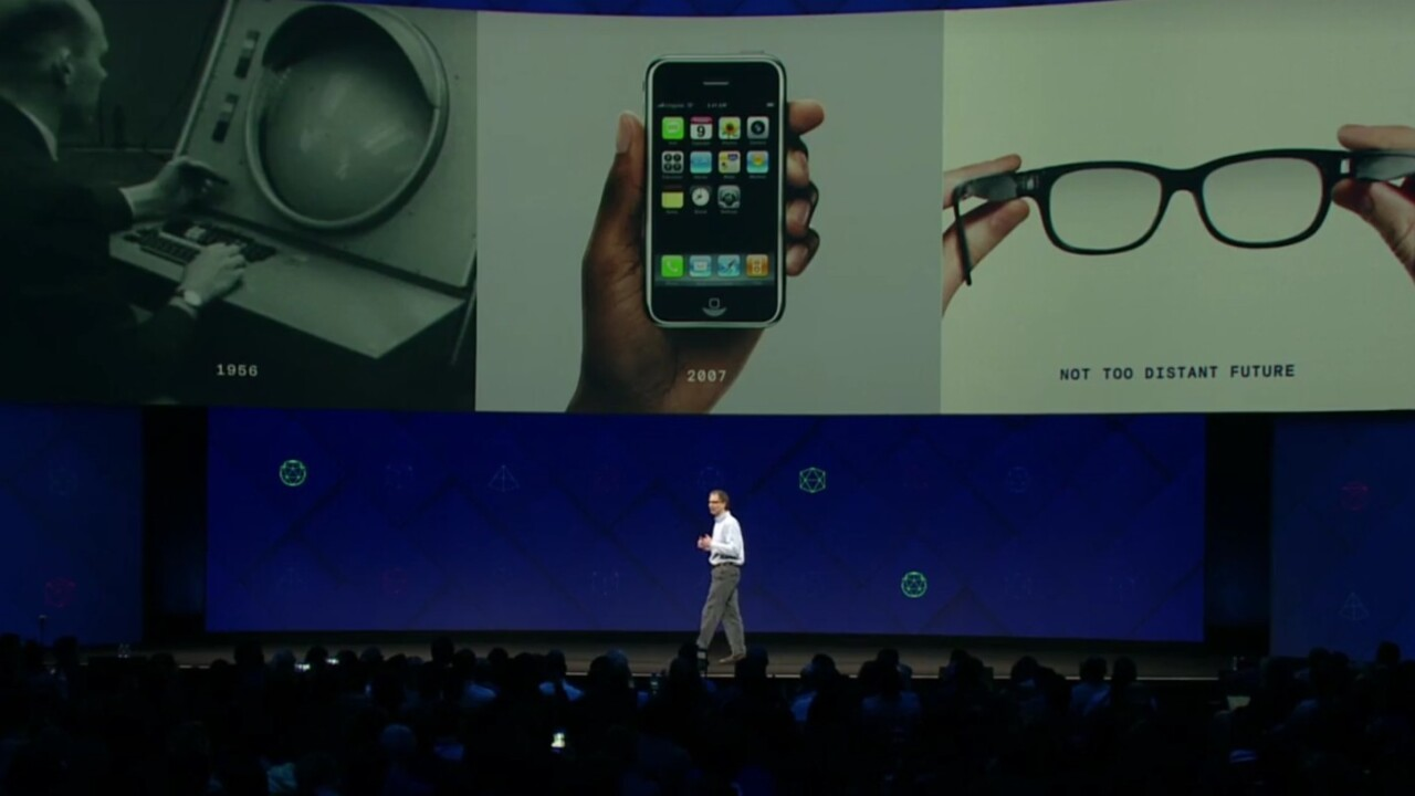 Facebook's ideas for futuristic AI-powered glasses, in a handy list