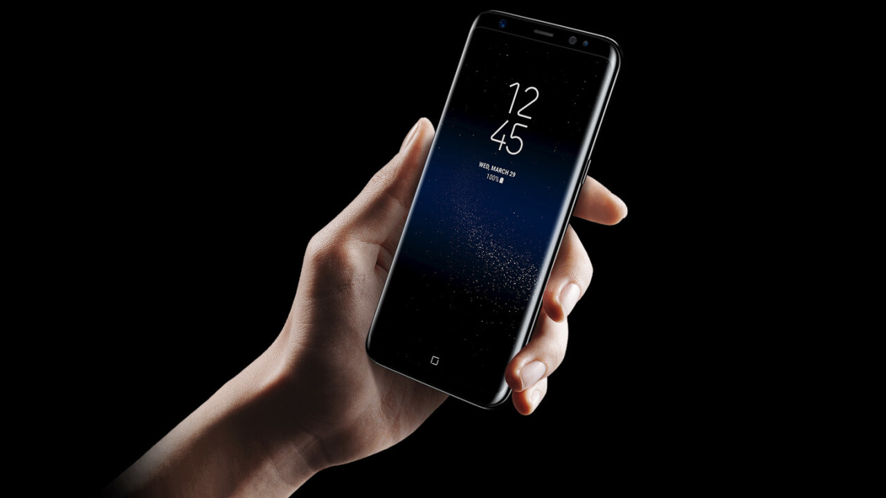 Samsung Galaxy S8 owners report their phones are randomly restarting